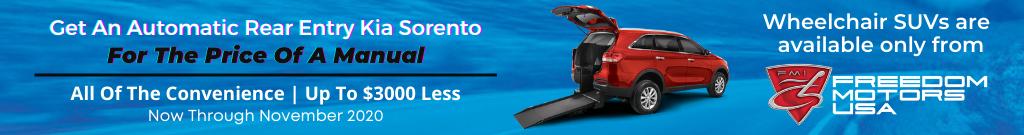 KiaSorento On Sale November 2020