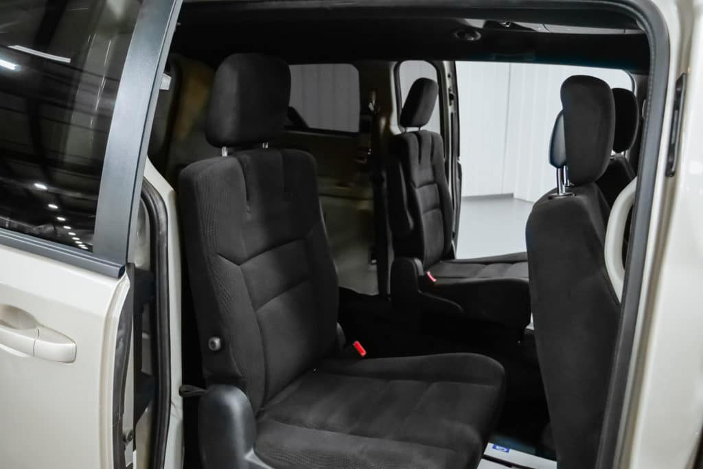 OEM Remounted Seats for Wheelchair Accessible Vehicles