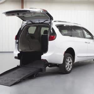 Rear Entry Wheelchair Accessible Chrysler Pacifica