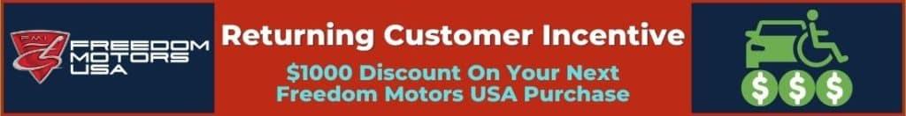 Repeat Customer Discount