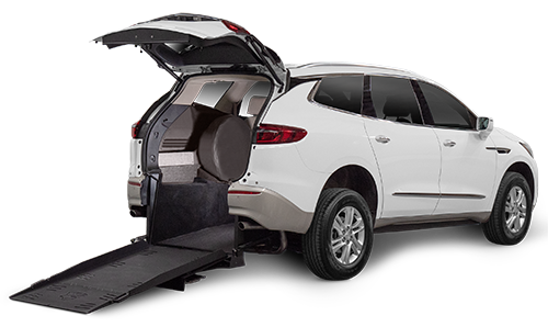 Owners Manual - Wheelchair Accessible Chevy Traverse