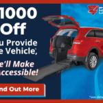 $1000 Savings Customer Supplied Wheelchair Vehicle