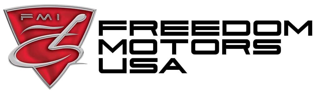 Freedom Motors USA logo