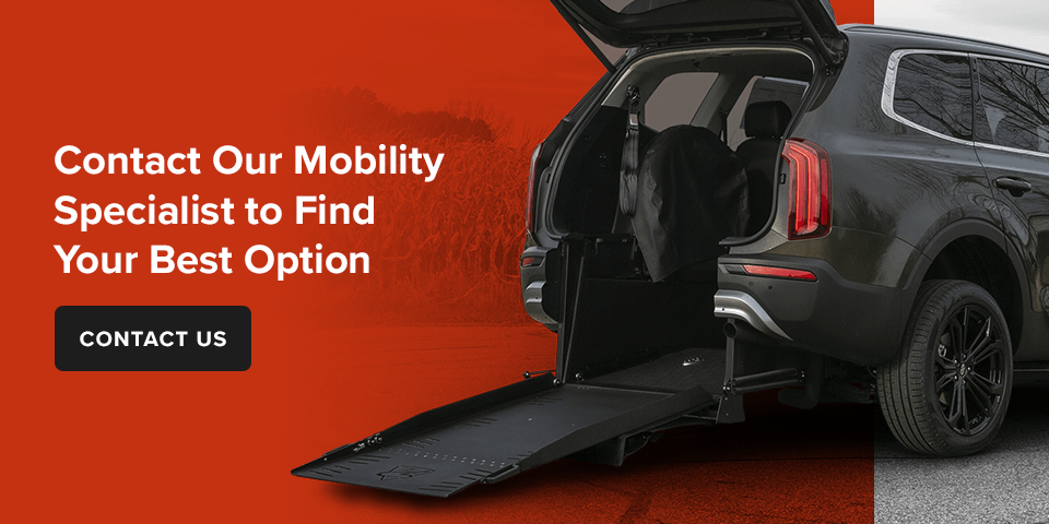 contact a mobility specialist