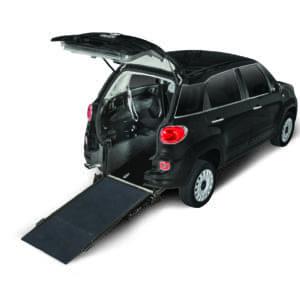 Wheelchair Fiat 500