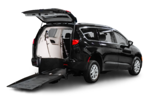 Chrysler Voyager Wheelchair Accessible Van from Freedom Motors