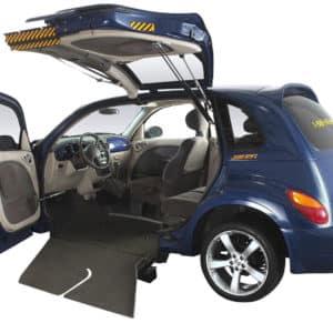 Wheelchair Accessible PT Cruiser