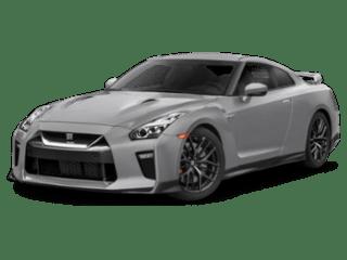 2019 Nissan GT-R Angled