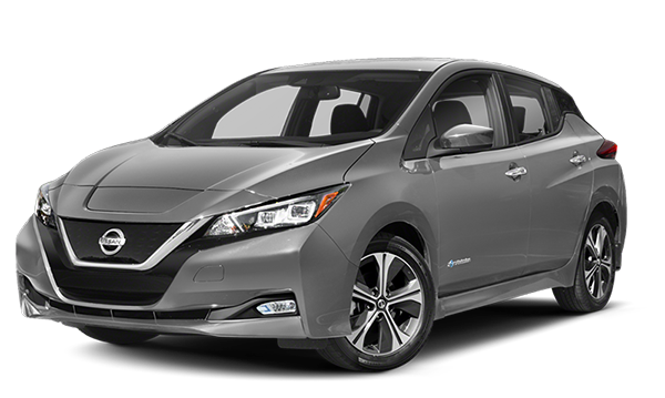 2019 Nissan Leaf Gray