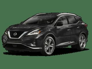2019 Nissan Murano angled