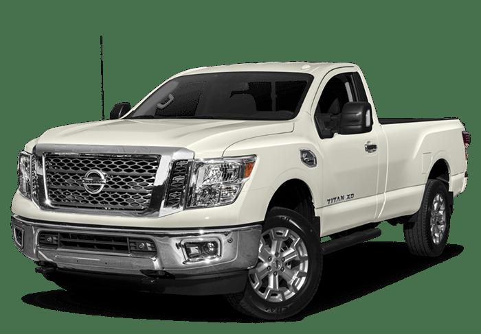 2019 Nissan Titan XD White