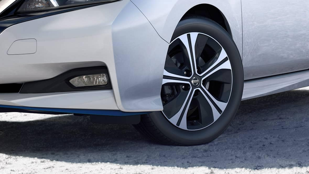2020 Nissan Leaf Tire