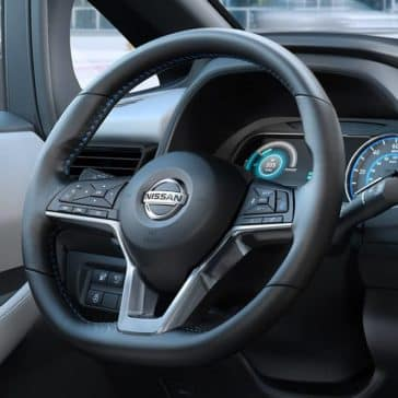 2020 Nissan Leaf Steering Wheel