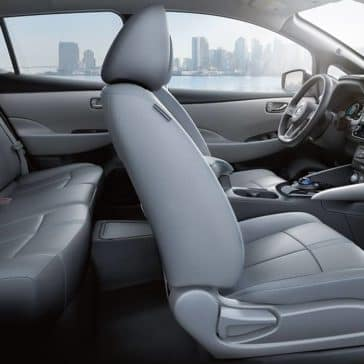 2020 Nissan Leaf Seating