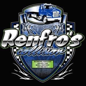 Renfro's Collision logo