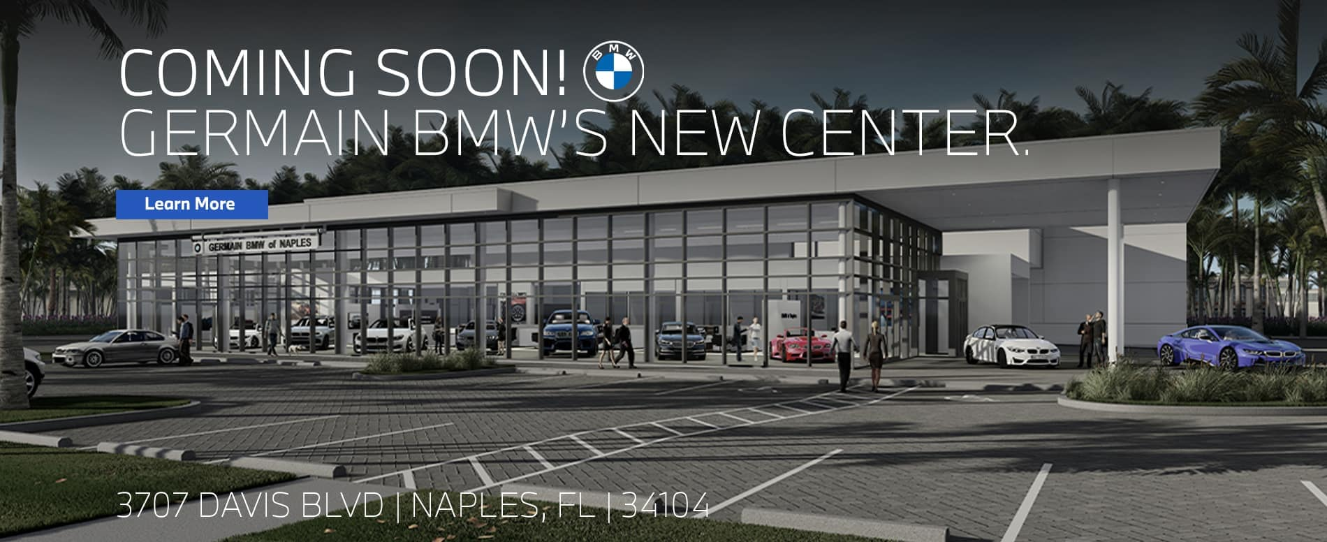 New Center Coming Soon in Florida