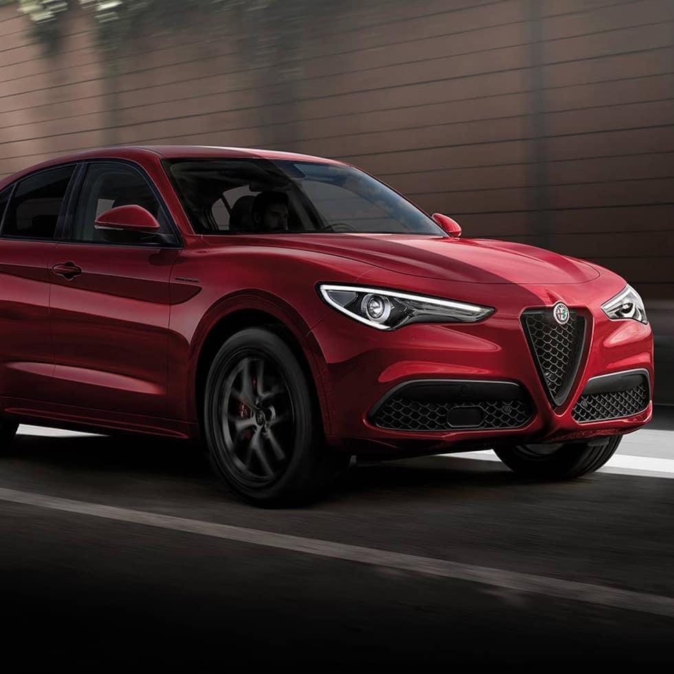 Alfa Romeo Giulia Performance