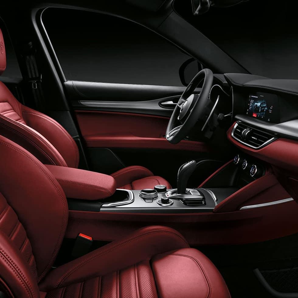 Alfa Romeo Giulia Style