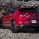 Alfa Romeo Stelvio SUV