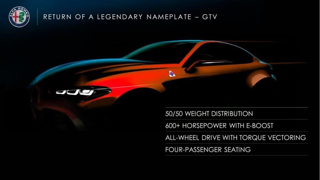 Alfa Romeo GTV Coupe