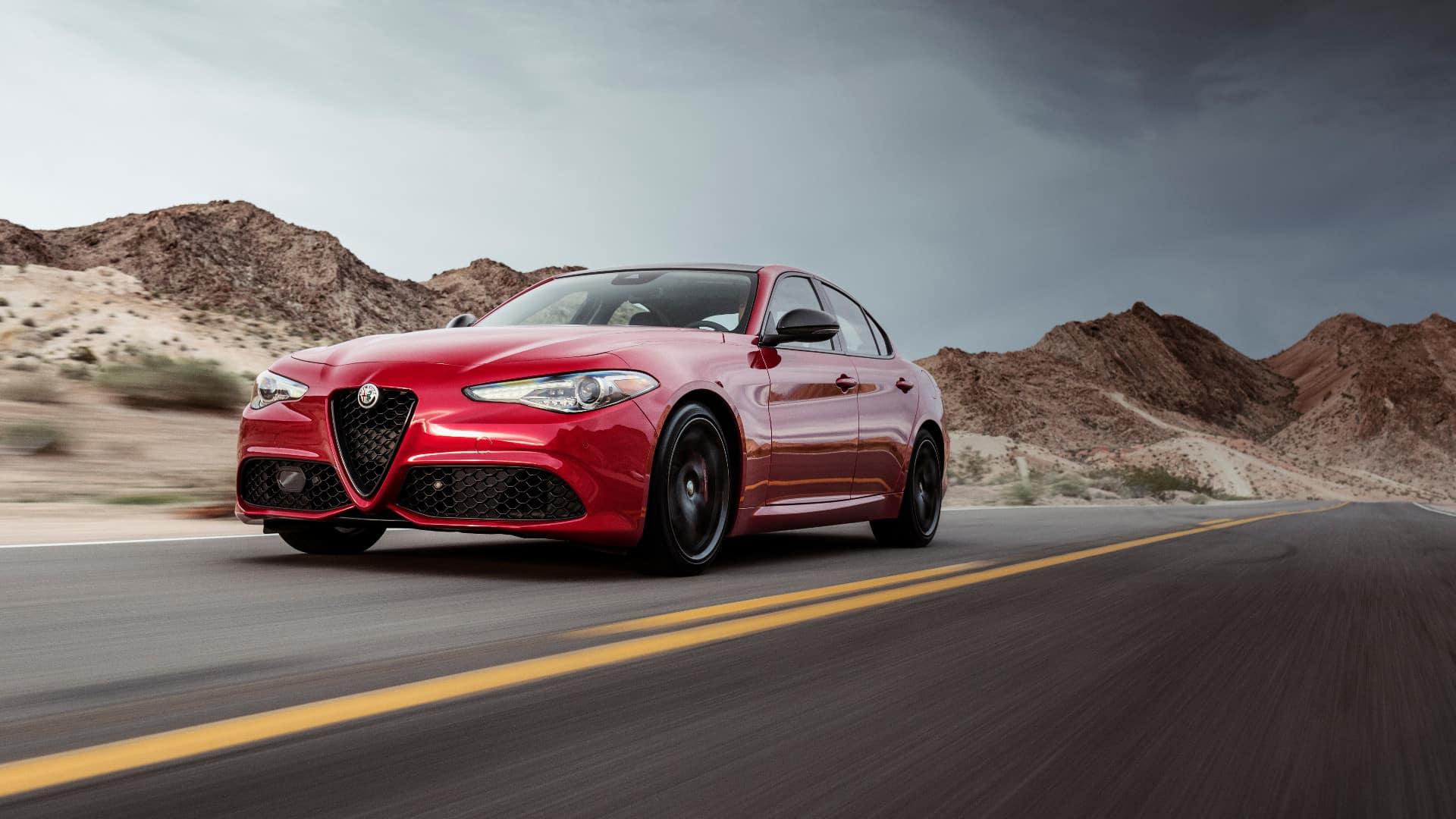 Alfa Romeo Giulia Trims