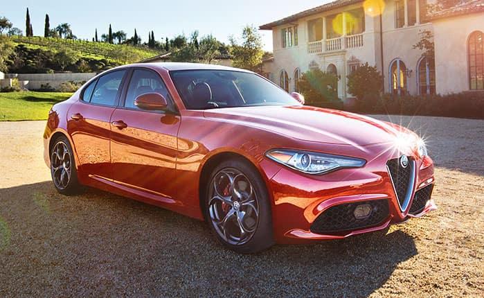 Alfa Romeo Sales