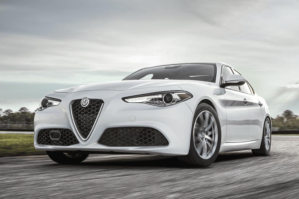 2020 Alfa Romeo Giulia AWD Lease