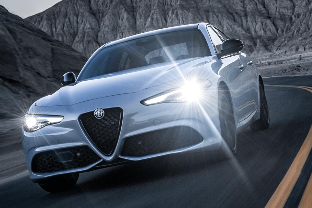 2020 Alfa Romeo Giulia AWD Zero Down Lease
