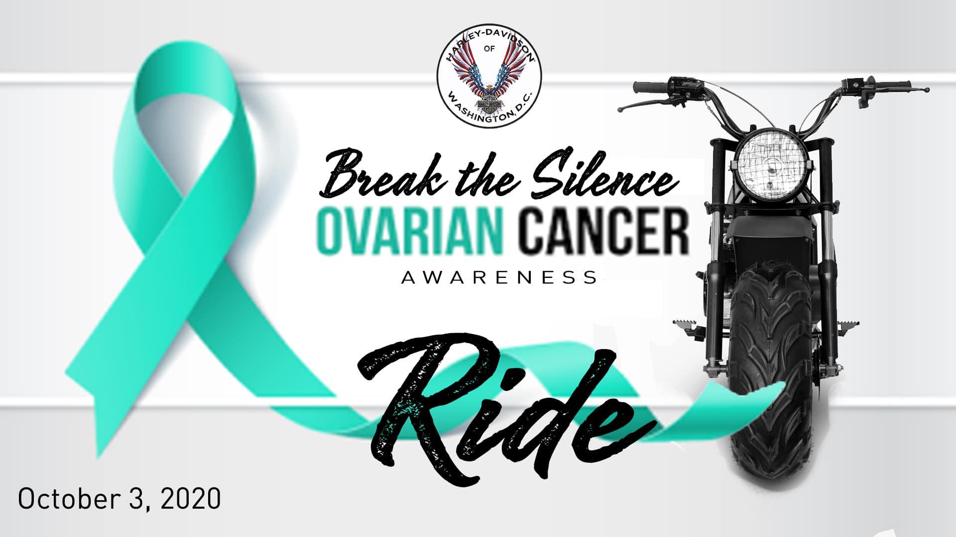 harley, washington dc, ovarian, cancer, motorcyle, ride, october, september, teal