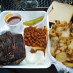 BBQ in FT Worth