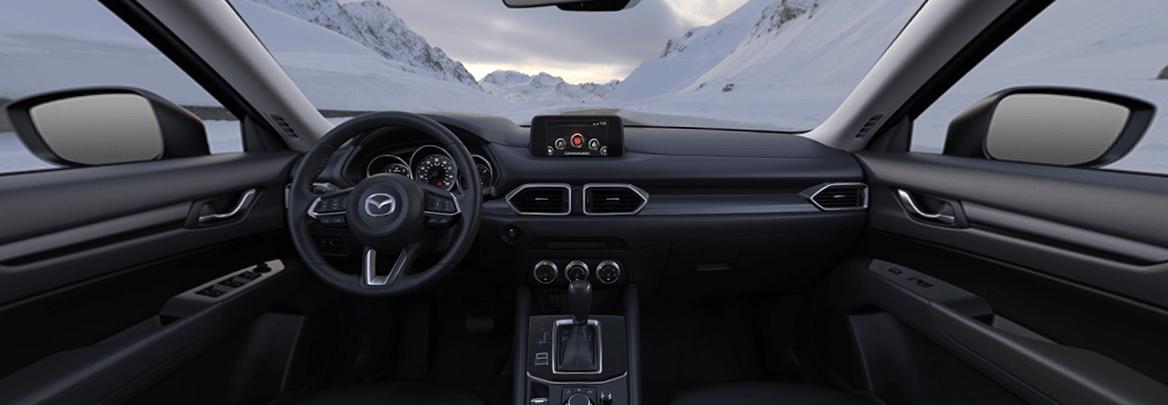 2020 Mazda CX-5 Interior