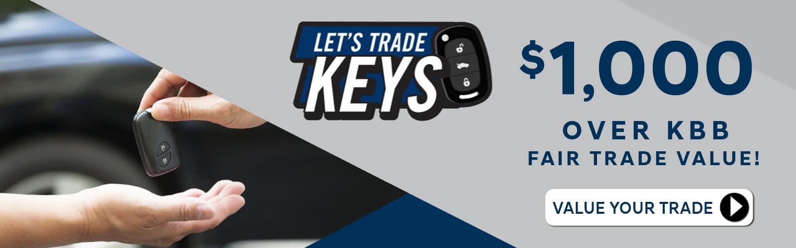 trade in – vw arl
