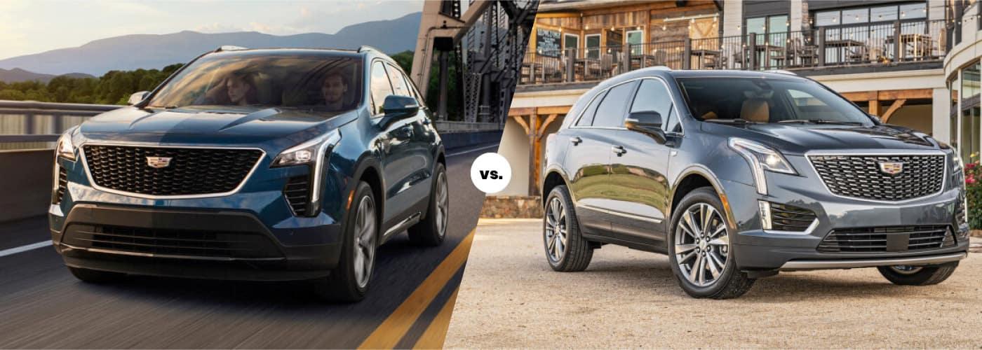 2021 Cadillac comparison