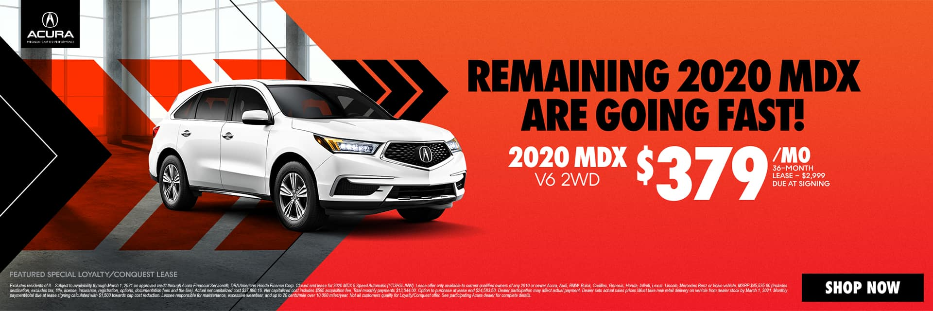 1920x640_21004_Acura_2020 MDX Sell-Down DAA_CTROT_2WD Lease
