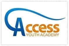 Access Youth Academy logo