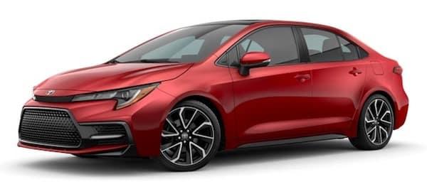 New Toyota Corolla For Sale Near Jesup GA