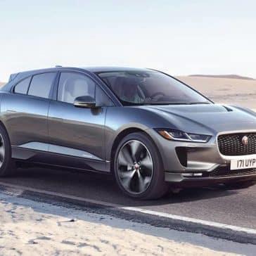 2019 Jaguar I-Pace Driving