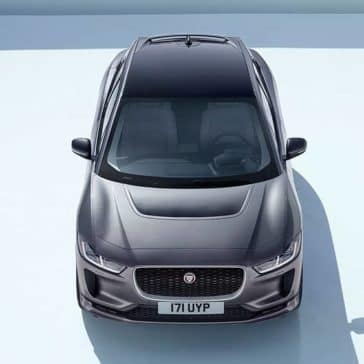 2019 Jaguar I-Pace Top View