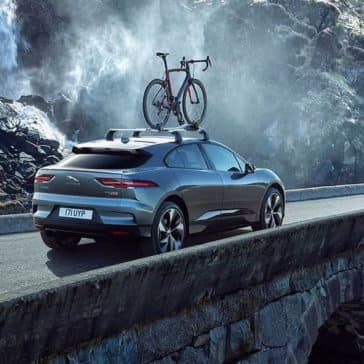 2019 Jaguar I-Pace Carrying Bike