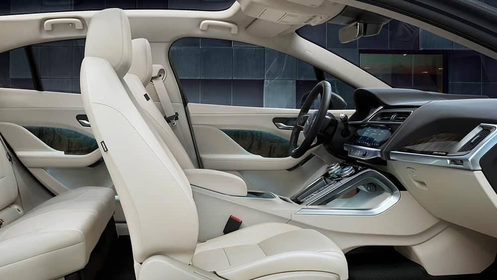 2019 Jaguar I-Pace Seating