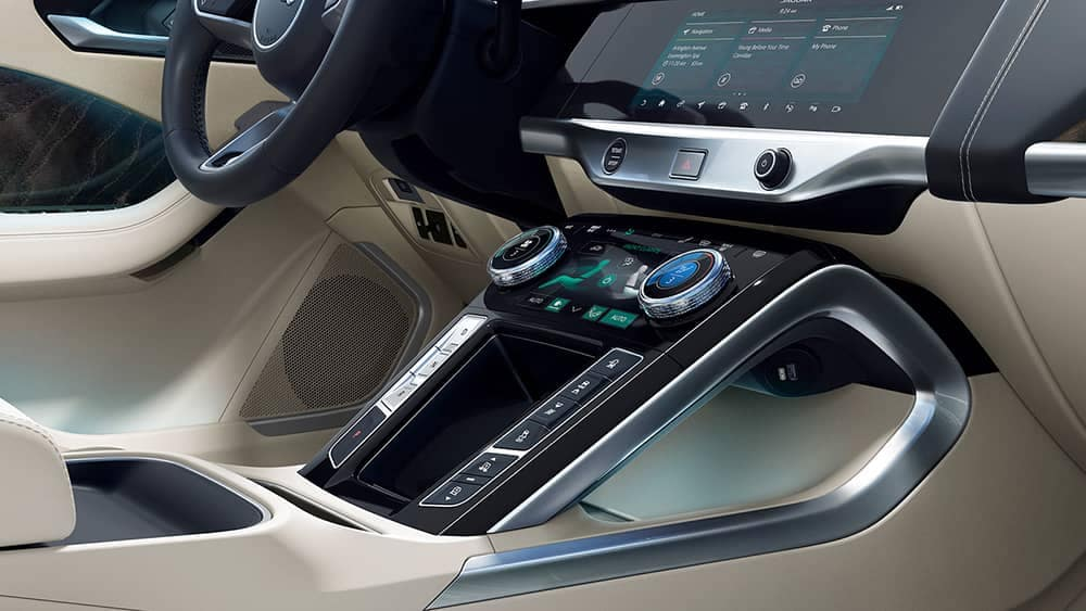 2019 Jaguar I-Pace Technology