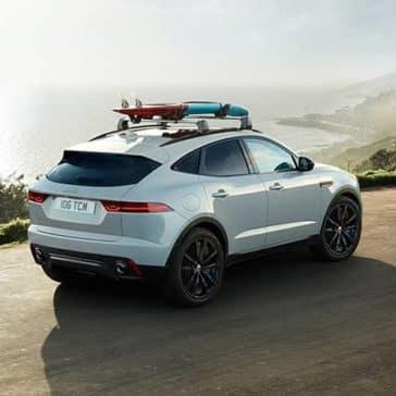 2020 Jaguar E-Pace Rear