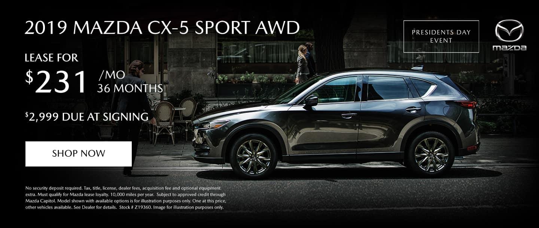 cx5 sport