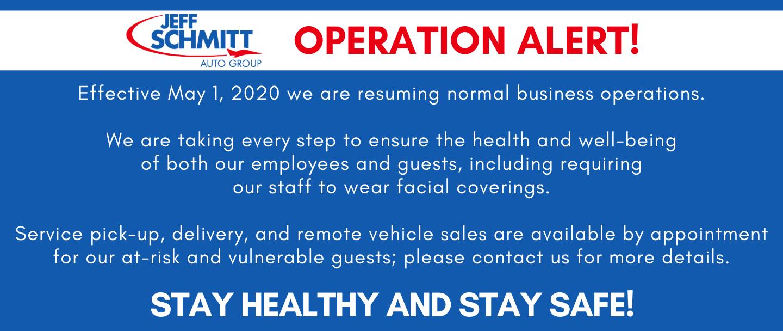 Operation Alert