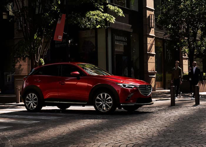Mazda Commercial and Fleet Vehicles