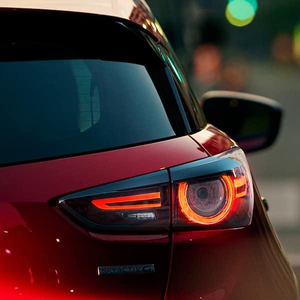 New Mazda CX-3 Crossover SUV