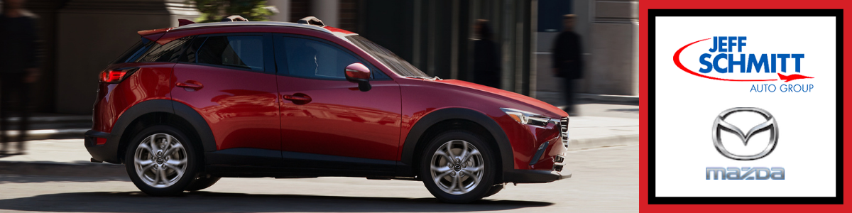 Mazda CX-3 Huber Heights OH New Mazda CX-3 Compact SUV Model For Sale in Ohio