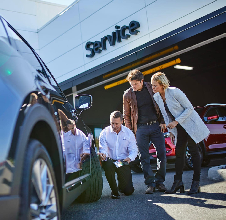 Mazda Service Center Now Open Saturdays