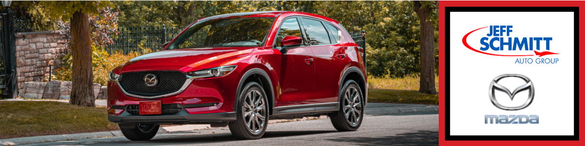 Mazda CX-5 Huber Heights Ohio New Red CX=5 Crossover SUV For Sale