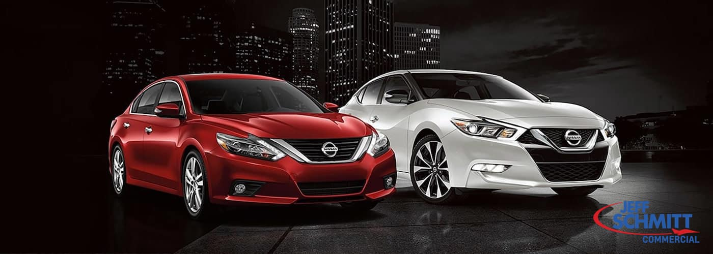 Nissan Commercial and Fleet Vehicles Dayton OH